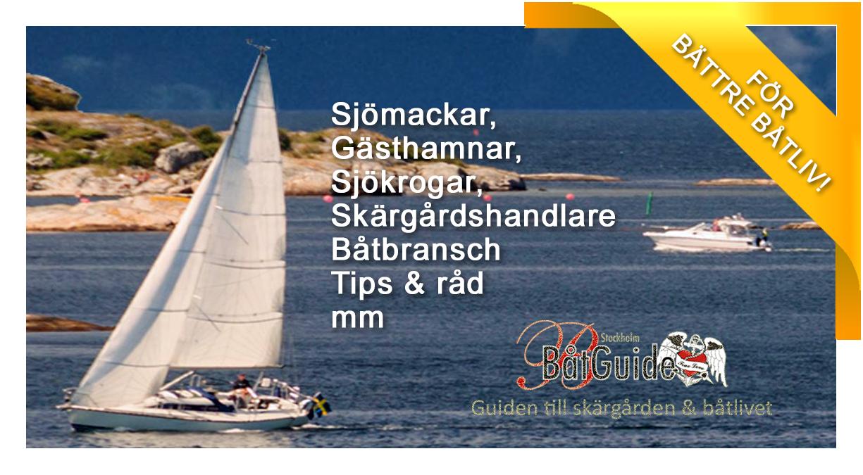 Stockholm BåtGuide
